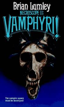 Picture of a book: Necroscope II: Vamphyri!