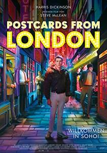 Picture of a movie: Postcards From London