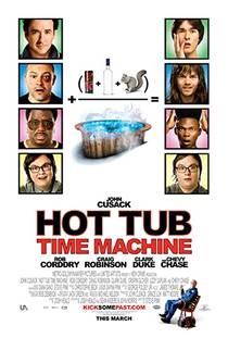 Picture of a movie: Hot Tub Time Machine
