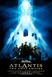 Picture of a movie: Atlantis: The Lost Empire