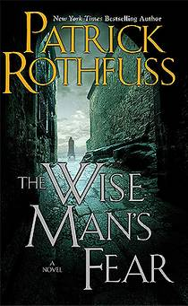 Picture of a book: The Wise Man's Fear