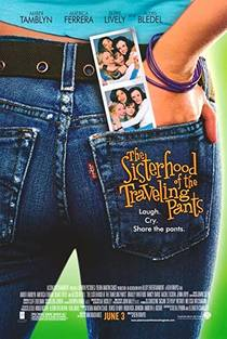 Picture of a movie: The Sisterhood Of The Traveling Pants