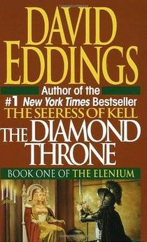 Picture of a book: The Diamond Throne