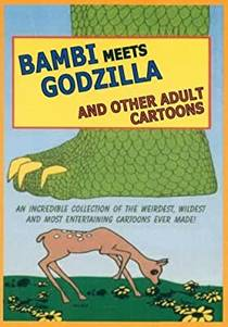 Picture of a movie: Bambi Meets Godzilla