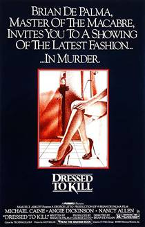 Picture of a movie: Dressed To Kill