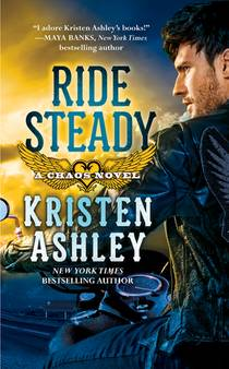 Picture of a book: Ride Steady