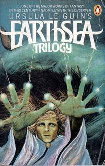Picture of a book: The Earthsea Trilogy
