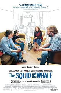 Picture of a movie: The Squid And The Whale