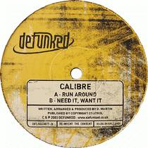 Picture of a band or musician: Calibre