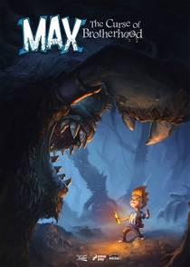 Picture of a game: Max: The Curse Of Brotherhood