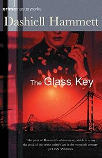 Picture of a book: The Glass Key