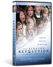 Picture of a movie: The Singing Revolution