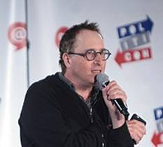 Picture of an author: Jon Ronson