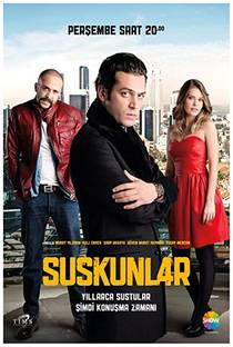 Picture of a TV show: Suskunlar