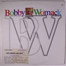 Picture of a band or musician: Bobby Womack