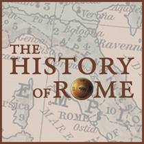 Picture of a podcast: The History Of Rome