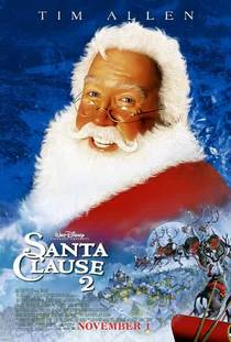 Picture of a movie: The Santa Clause 2