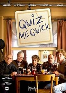 Picture of a TV show: Quiz Me Quick
