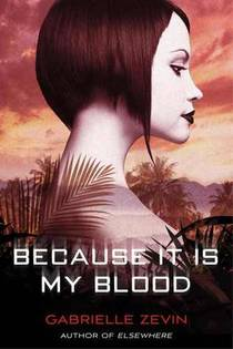 Picture of a book: Because It Is My Blood