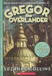Picture of a book: Gregor The Overlander