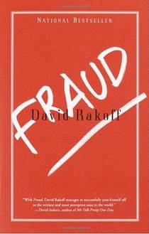 Picture of a book: Fraud: Essays