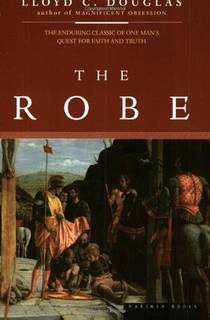 Picture of a book: The Robe