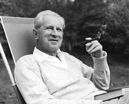 Picture of an author: Herbert Marcuse