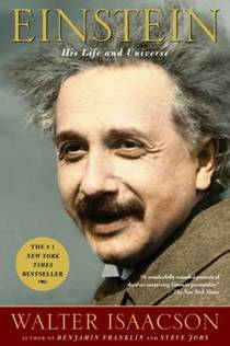 Picture of a book: Einstein: His Life And Universe