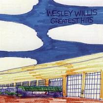 Picture of a band or musician: Wesley Willis