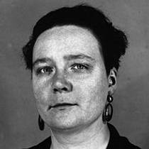 Picture of an author: Dorothy L. Sayers
