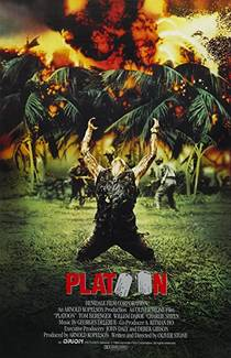 Picture of a movie: Platoon