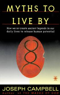 Picture of a book: Myths To Live By
