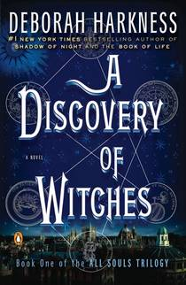 Picture of a book: A Discovery Of Witches