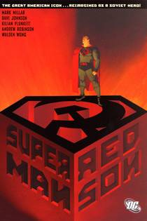 Picture of a book: Superman: Red Son