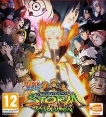 Picture of a game: Naruto Shippuden: Ultimate Ninja Storm Revolution