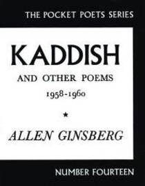 Picture of a book: Kaddish And Other Poems