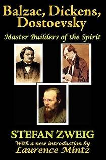 Picture of a book: Balzac, Dickens, Dostoevsky