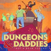Picture of a podcast: Dungeons And Daddies