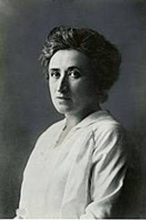 Picture of an author: Rosa Luxemburg