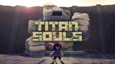 Picture of a game: Titan Souls