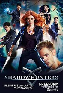 Picture of a TV show: Shadowhunters: The Mortal Instruments
