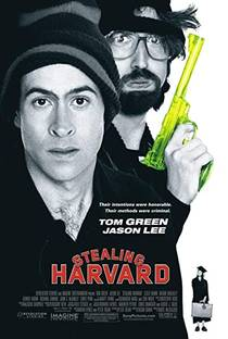 Picture of a movie: Stealing Harvard