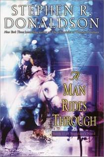 Picture of a book: A Man Rides Through
