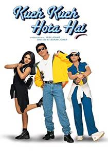 Picture of a movie: Kuch Kuch Hota Hai