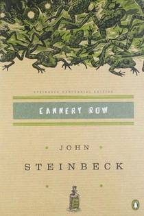 Picture of a book: Cannery Row