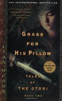 Picture of a book: Grass For His Pillow