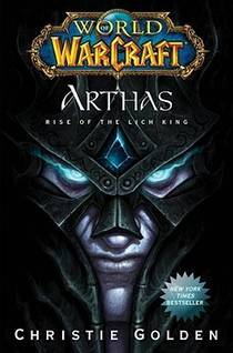 Picture of a book: Arthas: Rise Of The Lich King