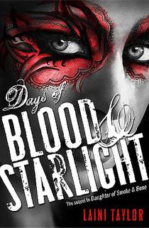 Picture of a book: Days Of Blood & Starlight