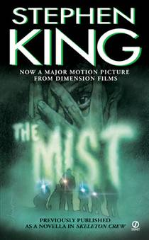 Picture of a book: The Mist