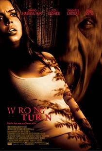 Picture of a movie: Wrong Turn